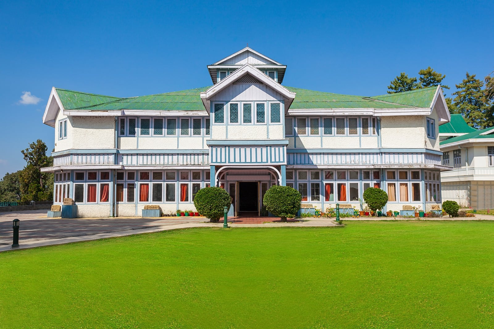 IMPORTANT PLACES IN DISTRICT SHIMLA