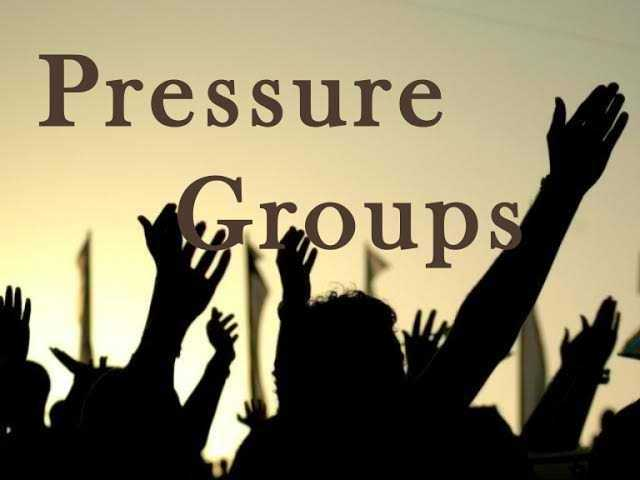 PRESSURE GROUPS IN HIMACHAL PRADESH