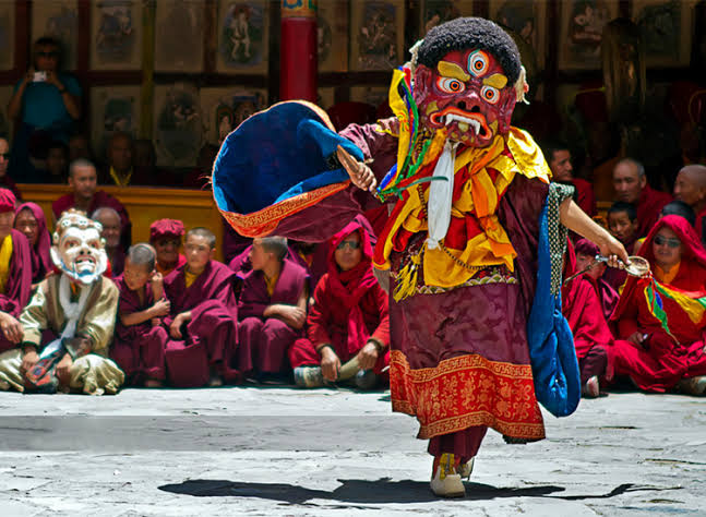 DANCES AND DRAMAS OF HIMACHAL PRADESH PART-1